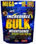 MVP Incredible BULK (16lb)