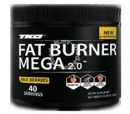 FAT BURNER MEGA 2.0 40 servings FREE POSTAGE