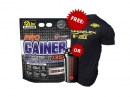 PRO GAINER 1350 12lbs Free T-Shirt or Shaker