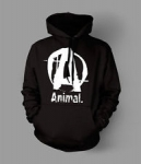 ANIMAL LOGO HODDIES