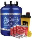SCITEC NUTRITION 100% WHEY PROTEIN 78 servings
