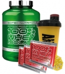 SCITEC NUTRITION 100% WHEY ISOLATE* 2000g