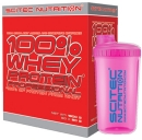 100% WHEY PROFESSIONAL CONVENIENT BOX MULTIPLE FLAVOURS