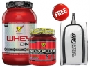 Limited Time Offer DNA NO-XPLODE FREE GYM BEG