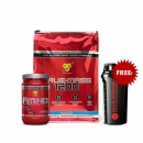 True Mass 1200 10.38lbs + Amino X 30 servings Free Shaker