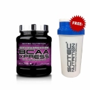 Scitec BCAA Express 100 servings + Free Shaker