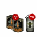 Combo Grenade Thermo Detonator 100 caps Free Water Container 2.2L