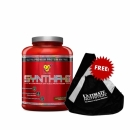 BSN Syntha-6 5.04 Lbs Free Ultimate Nutritions Gym Bag