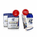 COMBO RONNIE COLEMAN CREATINE XS X2 UNITS
